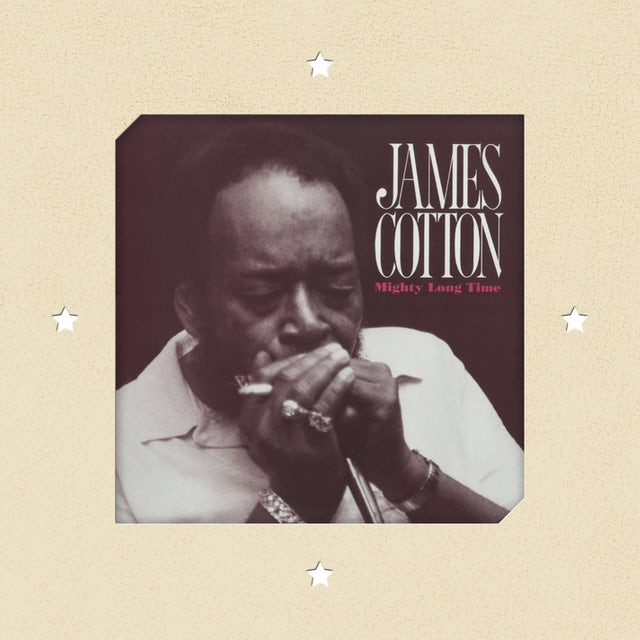 James Cotton MIGHTY LONG TIME CD