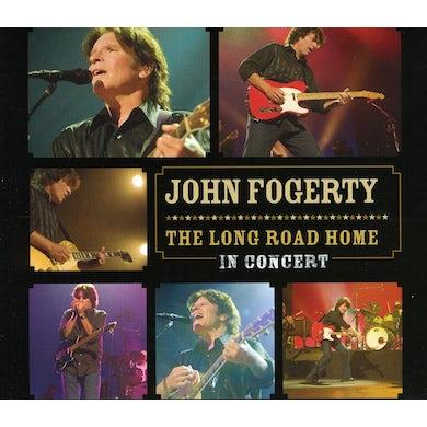 John Fogerty LONG ROAD HOME CD