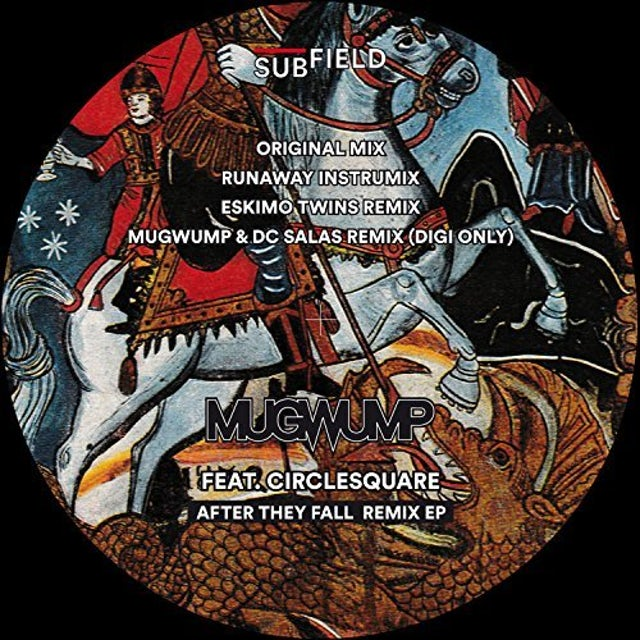 MUGWUMP FT. CIRCLESQUARE AFTER THEY FALL Vinyl Record