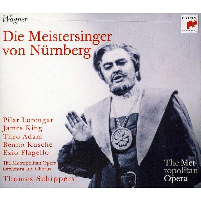 R. Wagner DIE MEISTERSINGER VON NNRNBERG: METROPOLITAN OPERA CD