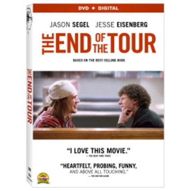 END OF THE TOUR DVD