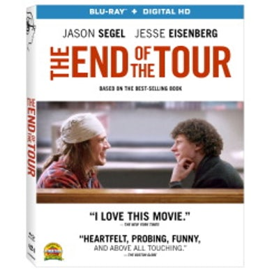 END OF THE TOUR Blu-ray