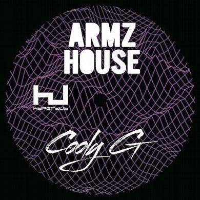 Cooly G ARMZ HOUSE Vinyl Record