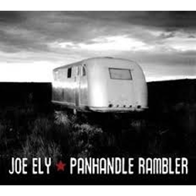 Joe Ely PANHANDLE RAMBLER CD