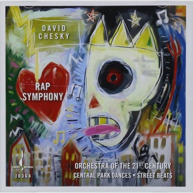 David Chesky RAP SYMPHONY CD
