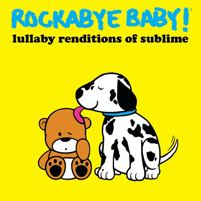 Rockabye Baby LULLABY RENDITIONS OF SUBLIME CD