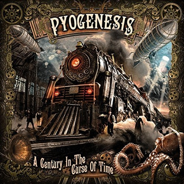 Pyogenesis CENTURY IN THE CURSE OF TIME CD