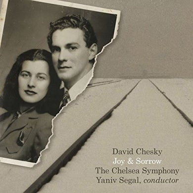 David Chesky JOY & SORROW CD