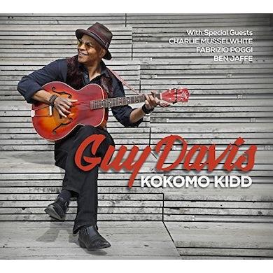 Guy Davis KOKOMO KIDD CD