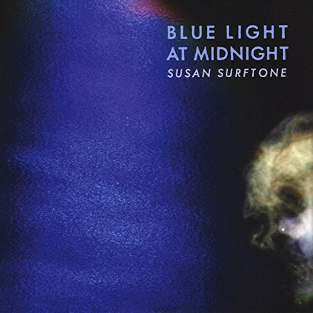 Susan Surftone BLUE LIGHT AT MIDNIGHT CD