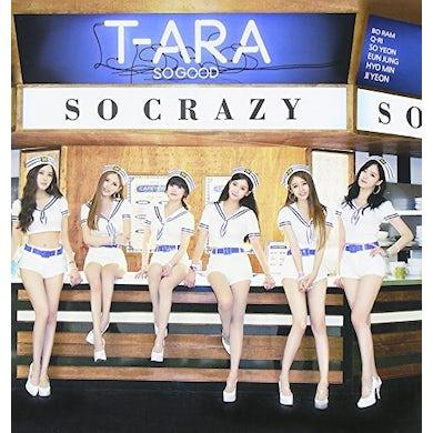 T-ara SO GOOD CD
