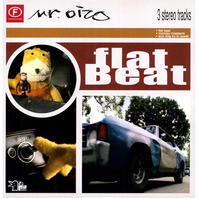 Mr. Oizo FLAT BEAT Vinyl Record