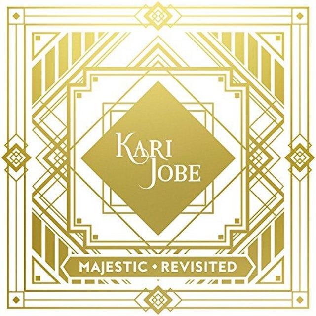 Kari Jobe MAJESTIC (REVISITED) CD