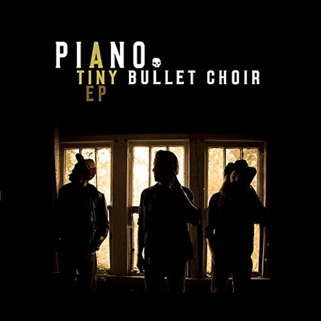 Piano TINY BULLET CHOIR CD