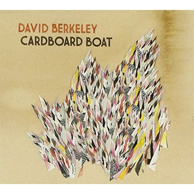 David Berkeley CARDBOARD BOAT CD