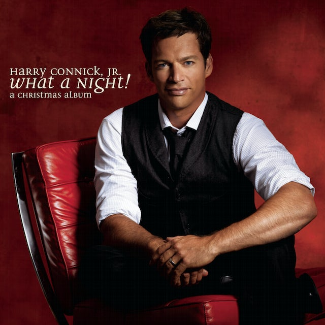 Harry Connick Jr WHAT A NIGHT A CHRISTMAS ALBUM CD