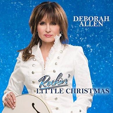 Deborah Allen ROCKIN LITTLE CHRISTMAS CD
