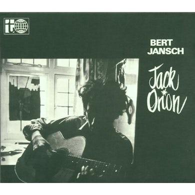 Bert Jansch JACK ORION CD