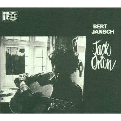 Bert Jansch JACK ORION Vinyl Record