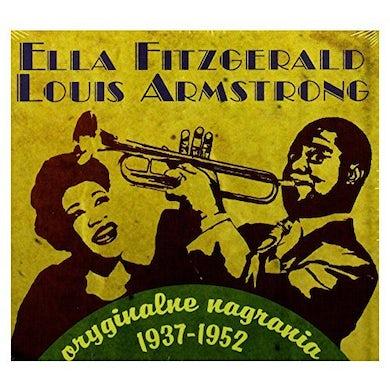 Ella Fitzgerald ORYGINALNE NAGRANIA 1937-1952 CD