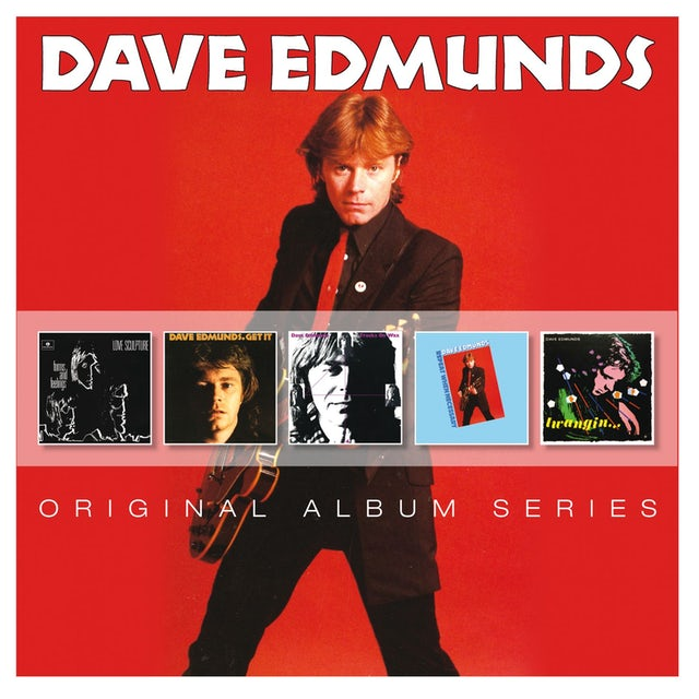 Dave Edmunds ORIGINAL ALBUM SERIES CD
