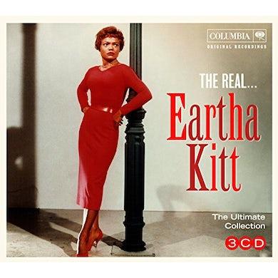 REAL EARTHA KITT CD