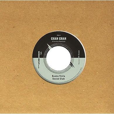 Buena Vista Social Club CHAN CHAN Vinyl Record - UK Release