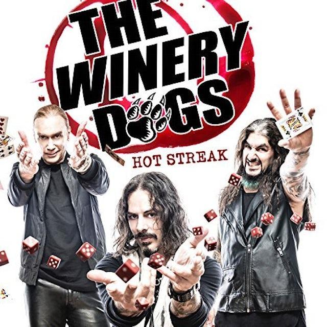 Winery Dogs HOT STREAK CD