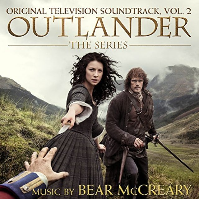 Bear McCreary OUTLANDER 2 / Original Soundtrack CD