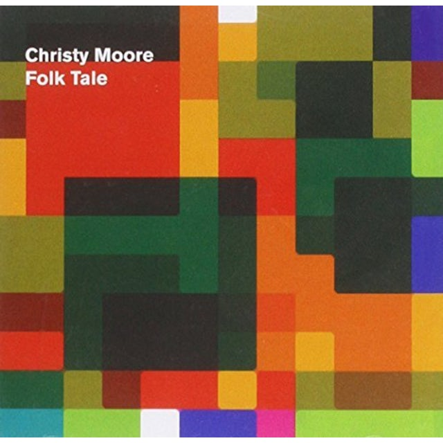 Christy Moore FOLK TALE CD