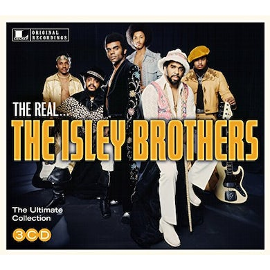 REAL The Isley Brothers CD