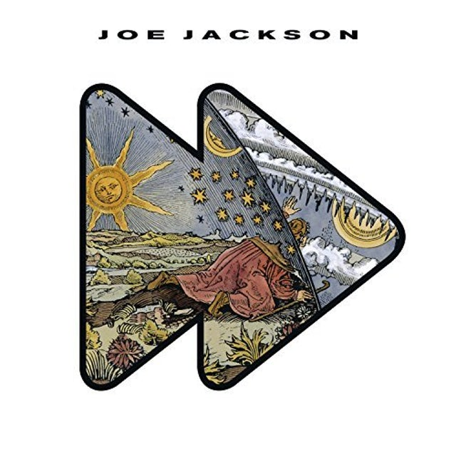 Joe Jackson FAST FORWARD CD