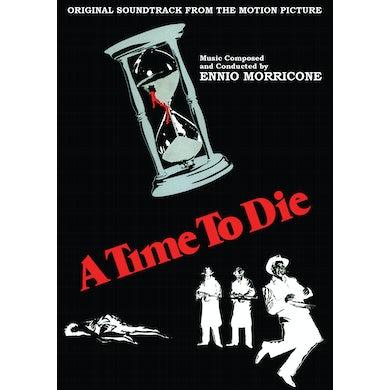 Ennio Morricone TIME TO DIE - Original Soundtrack CD