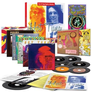 Hot Tuna VINYL REPLICA COLLECTION CD