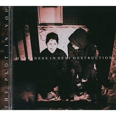 Plot in You HAPPINESS IN SELF DESTRUCTION CD