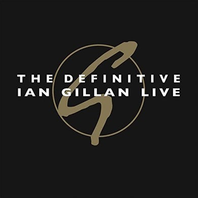 Definitive Ian Gillan Live Vinyl Record
