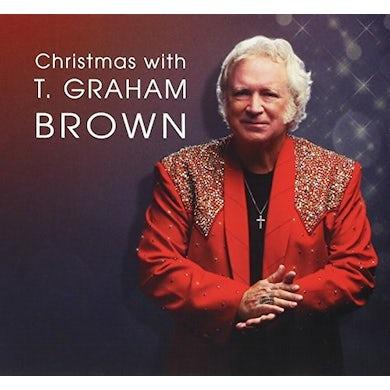 CHRISTMAS WITH T GRAHAM BROWN CD