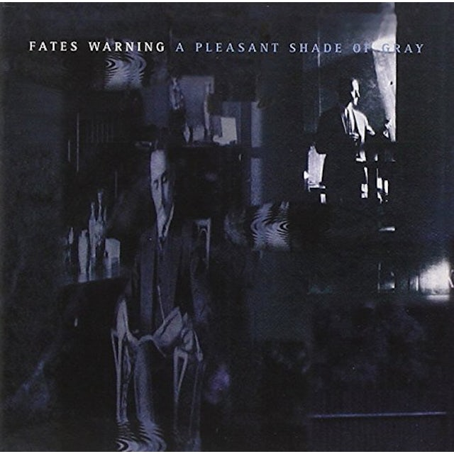 Fates Warning PLEASANT SHADE OF GRAY - EXPANDED EDITION CD