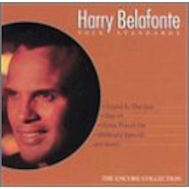 Harry Belafonte FOLK STANDARDS (DAY-O) CD
