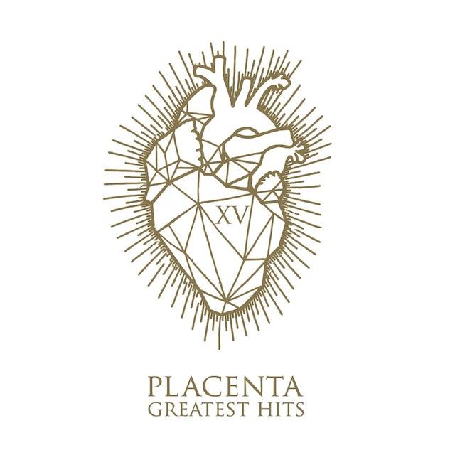 Placenta XV GREATEST HITS CD