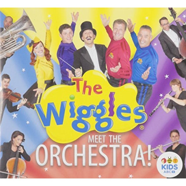 Wiggles MEET THE ORCHESTRA CD