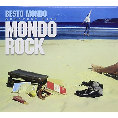 Mondo Rock BESTO MONDO: GREATEST HITS CD