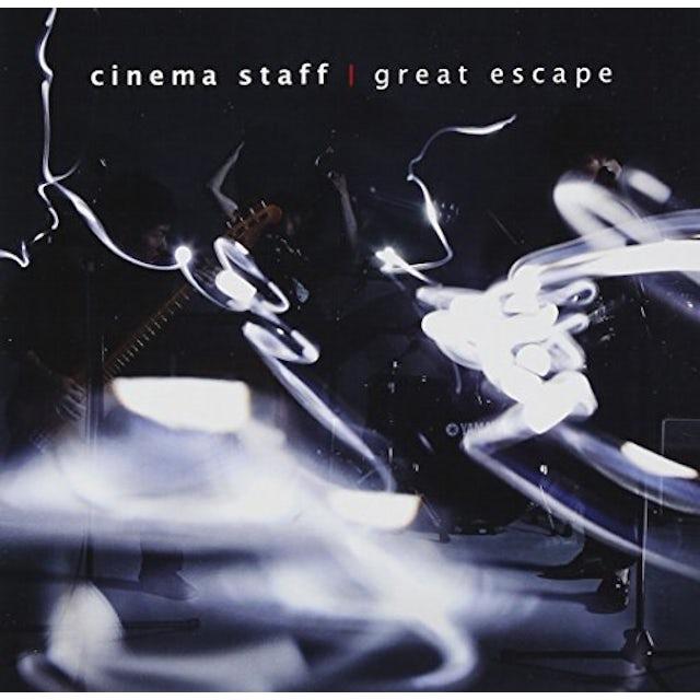 Cinema Staff GREAT ESCAPE CD