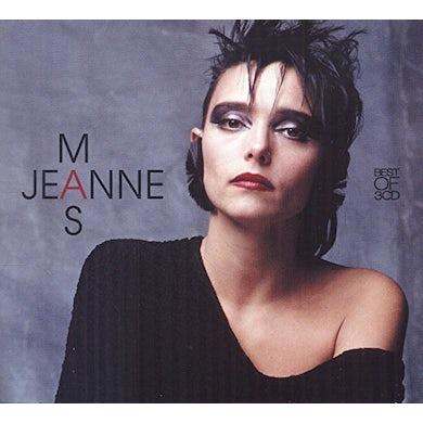 Jeanne mas BEST OF CD