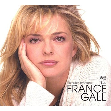 France Gall VIENS JE T EMMENE: BEST OF CD