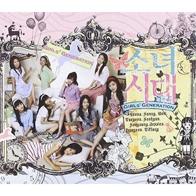 Girls' Generation INTO THE NEW WORLD (SINGLE) CD