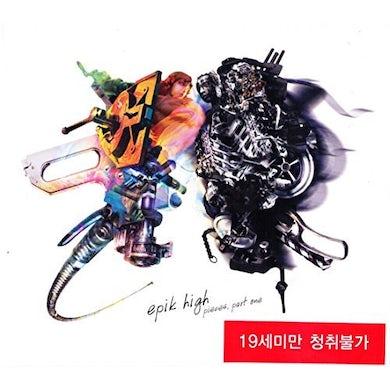 Epik High PIECES: PART ONE (VOL.5) CD