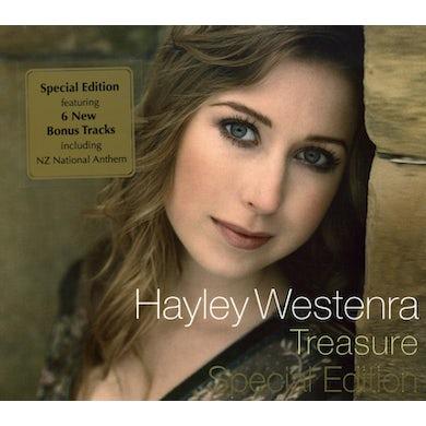 Hayley Westenra TREASURE-SPECIAL EDITION CD