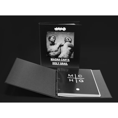 Jay Z MAGNA CARTA: HOLY GRAIL Vinyl Record - Limited Edition, Deluxe Edition