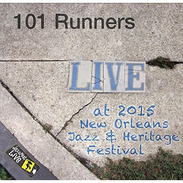 101 Runners JAZZFEST 2015 CD